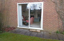 Runners changed on uPVC and aluminium inline sliding doors, your sliding door not sliding as it should?