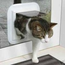 Cat/dog flaps fitted including new glazing panels, why not give your pet some freedom.